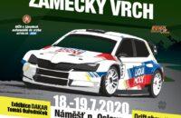 Představujeme oficiální plakát XXXIV. MANN-FILTR Zámeckého vrch 2020